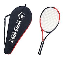 Ракетка большой теннис графит/алюминий WinMax