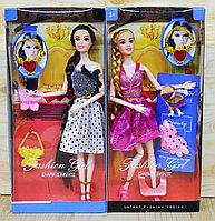 ZR-078 Кукла Fashion Girl Charm is Infinite с аксесс. 4 вида, цена за 1шт. 32*15см, фото 1