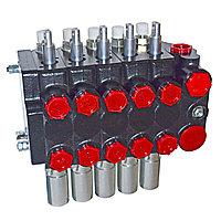 Гидрораспределитель на экскаватор погрузчик Case580