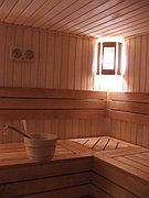 Финские сауны из кедра