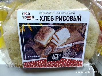 Безглютеновый рисовый хлеб,производство город Алматы