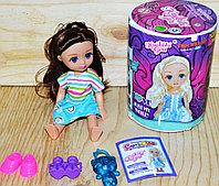 Упаковка сломана!!! BLD240 Кукла (качест.) сюрприз Surprise Box Kaibibi Girl 12*10см
