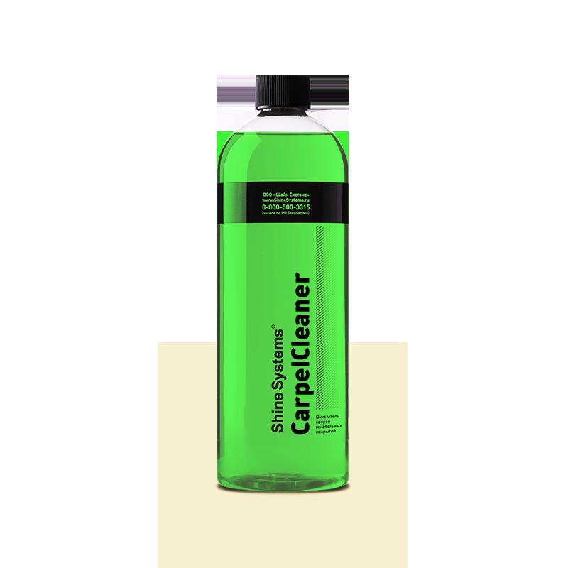CarpetCleaner – очиститель ковров и напольных покрытий (750 мл)