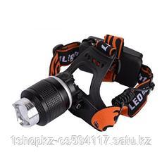 Налобный фонарь CYZ-F33, фото 2