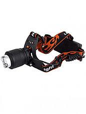 Налобный фонарь CYZ-F33, фото 3