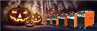 Символ Хэллоуина-оранжевая тыква