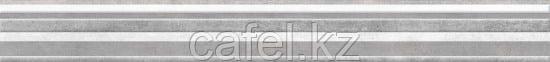 Кафель | Плитка настенная 20х44 Нави | Navi бордюр серый