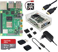 Набор для Raspberry Pi Model 4B Супер комлпект! 2GB/32GB
