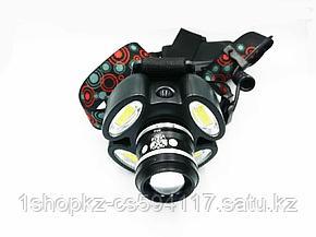 Налобный фонарь MX-862 ZOOM, фото 2