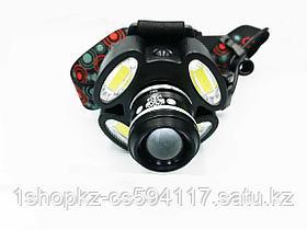 Налобный фонарь MX-862 ZOOM, фото 3