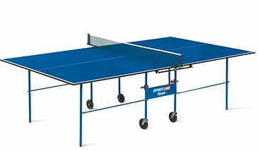 Стол теннисный Start line Game Outdoor-2 (всепогодный с сеткой)