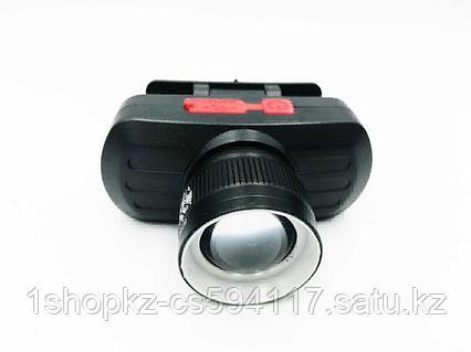 Налобный фонарь YT-873, фото 2