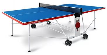 Стол теннисный Start line Compact Outdoor-2 LX всепогодный с сеткой
