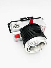 Налобный фонарь KL-T10, фото 2