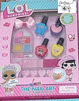 Набор косметики для девочки «Lol surprise»