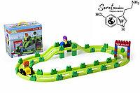 """Горка """"Super Blocks Racing"""" Miniland Испания"""