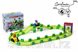 """Конструктор трек """"Super Blocks Racing"""" Miniland Испания"""