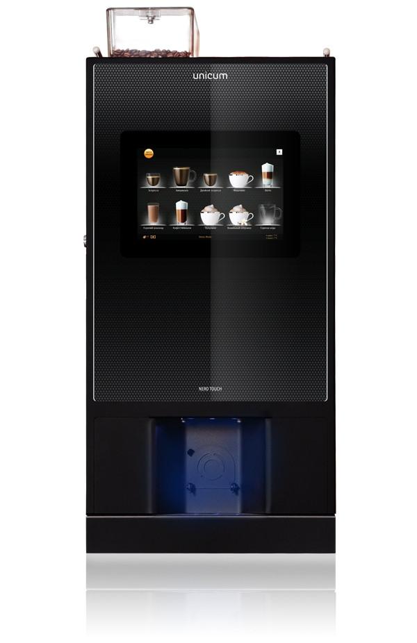Кофейный автомат NERO Touch, зерновой