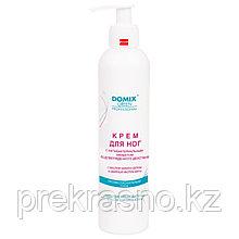 Крем для ног 250мл с антибактериальным эффектом Domix Green Professional