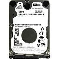 "Жесткий диск HDD 2.5"" 500GB WD AV-25 WD5000LUCT 16MB cache SATA для ноутбука"