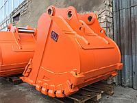 Ковш скальный для экскаватора HITACHI ZX330 объем 1.6m3