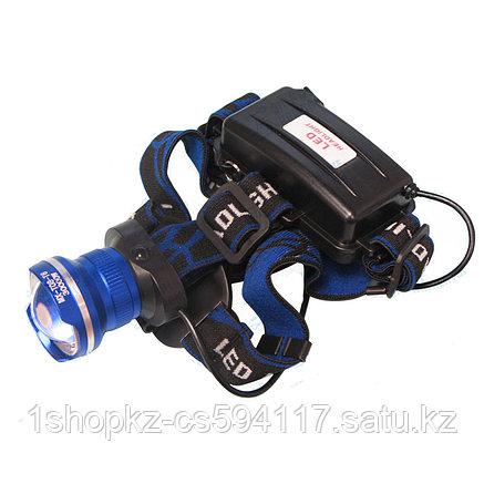 Налобный фонарь HL-24-T6, фото 2