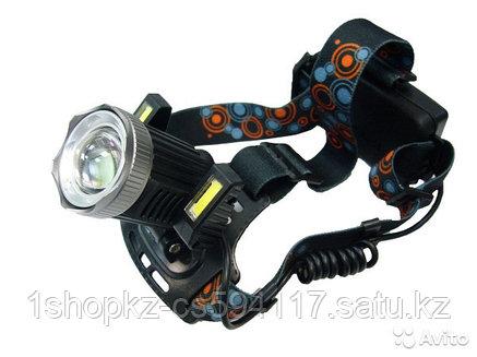 Налобный фонарь KL-167, фото 2