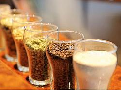 Основное сырье для производства пива