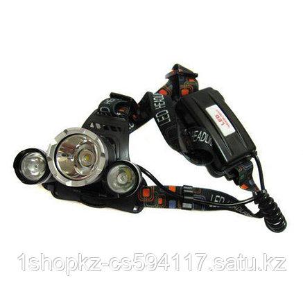 Налобный фонарь KL-300, фото 2