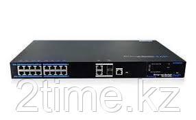 UTEPO UTP7216E-POE-L2 Коммутатор 16-портовый управляемый PoE+4 uplink порта