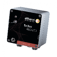 Температурный регулятор Ex-Box REG/LED с дисплеем