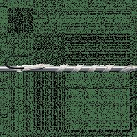 Резистивный нагревательный кабель ELW-Q 1,0