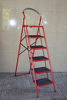 Лестницы-стремянки, тележки хо...