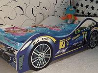 Кровать машина Бельмарко молния