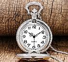 Карманные кварцевые часы на цепочке СССР. Ностальгия! Kaspi RED. Рассрочка., фото 3