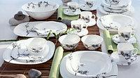 Сервиз столовый Carine Ming Black (19 предметов)