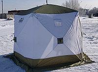 """Зимняя палатка куб Следопыт """"PREMIUM"""""""