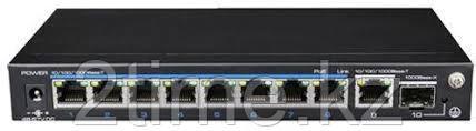 UTEPO UTP3-GSW0802-TSP120 Коммутатор 8-портовый неуправляемый PoE с SFP слотом