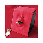 Копилка жующая монетки Face Bank