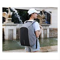 Рюкзак Антивор с USB зарядкой, фото 1