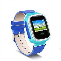 Детские смарт-часы Q60 1.0, цвет голубой, фото 1