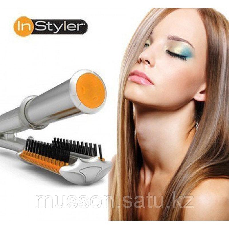 Утюжок – плойка для волос Instyler (Инстайлер) – неповторимый стиль!