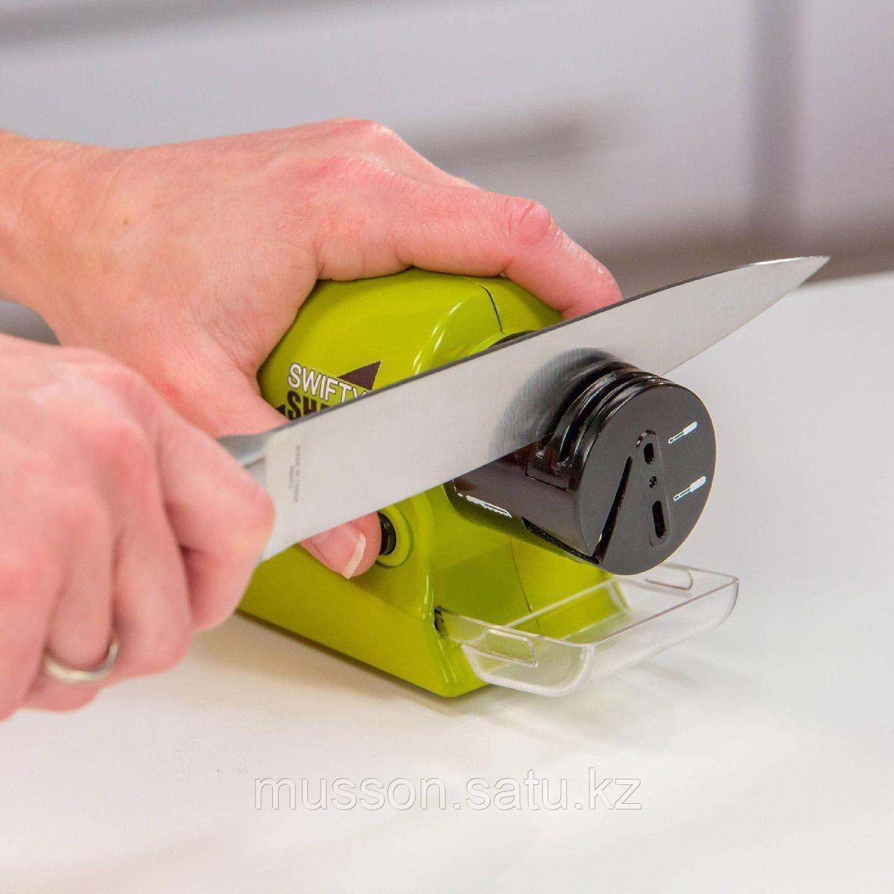 Точилка для ножей Swifty Sharp (Свифти Шарп)