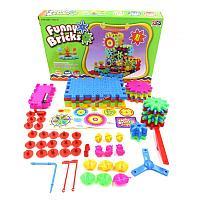 Детский конструктор Funny Bricks 81 предмет, фото 1