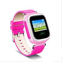 Детские смарт-часы Q60 1.0, цвет розовый, фото 1