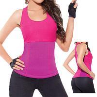 Майка для похудения Hot Shapers - размер M, цвет розовый, фото 1