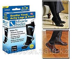 Носки антиварикозные Миракл Сокс, размер S/M (36-38)
