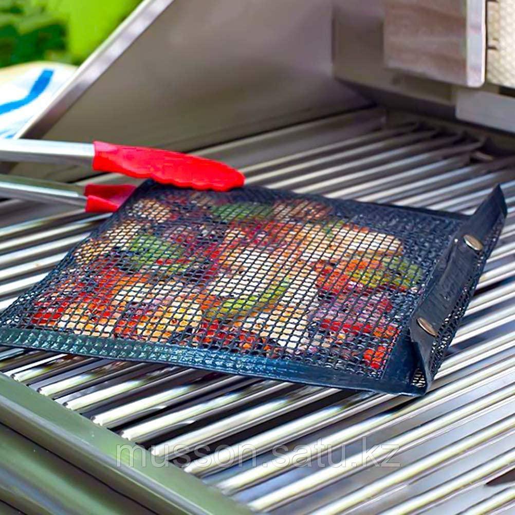 Антипригарный конверт-сетка для барбекю 33.5x27 см