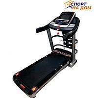 Беговая дорожка электрическая YT-Fitness 3600 до 160 кг