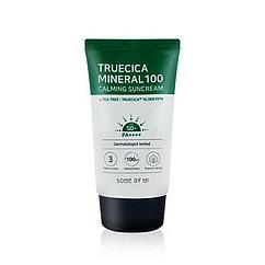 Some By Mi Truecica mineral 100 calming sun cream